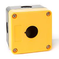 Корпус поста КП кнопочного - бокс, коробка, пульт для монтажа управляющих кнопок, переключателей, лампочек