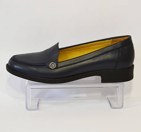 Женские синие туфли Premio 90, фото 2