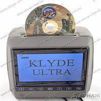 Подголовник Klyde Ultra 790 FHD Gray (серый)