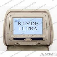 Подголовник Klyde Ultra 747 HD Beige (бежевый)