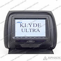 Подголовник Klyde Ultra 747 HD Black (черный)