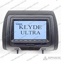 Подголовник Klyde Ultra 745 HD Black (черный)