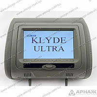 Подголовник Klyde Ultra 745 HD Gray (серый)