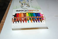 Карандаши  24 цвета Color Core Marko