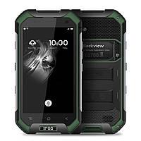 "Защищенный смартфон Blackview BV6000S Green зеленый IP68 (2SIM) 4,7"" 2/16Гб 2/8МП 4G оригинал Гарант"