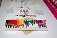 Карандаши  36 цветов Color Core Marko