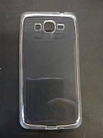 Силиконовый чехол для Samsung G530 Grand Prime, прозрачный