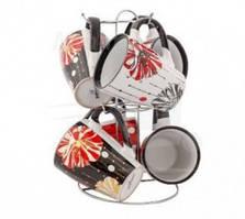 Набор керамических чашек Bohmann BHC-362