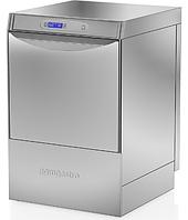 Машина посудомоечная GGM Gastro GS320P, 4 программы мойки, помпа для моющего