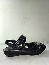 Туфли женские летние FUGU, фото 2