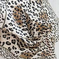 Платок шейный из шелка