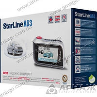 Автосигнализация Starline A63 двухсторонняя