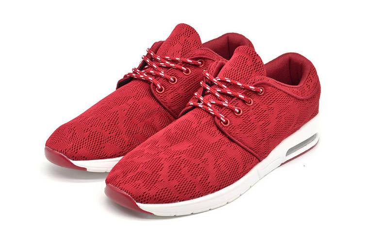 Мужские кроссовки CHS red АКЦИЯ -45%, фото 2