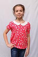 """Блуза для девочек """"Нелли-2"""""""