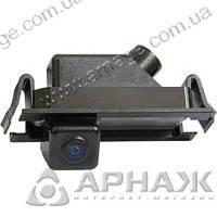 Штатная камера Synteco SS-752 Kia Rio hatchback, Ceed 2012+, Soul, I-20, Hyundai Accent hatchback