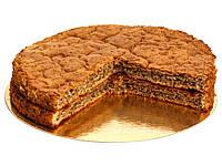 "Бисквитный шоколадный корж ""Fit&Sweet"", без сахара и муки"