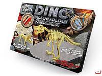 DINO PALEONTOLOGY — набор для юных исследователей-палеонтологов.