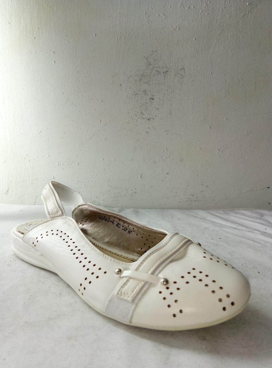 Туфли женские летние LINO MORANI