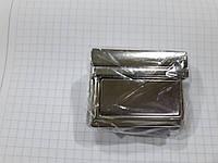 Замок портфельный D1304 никель 50 мм