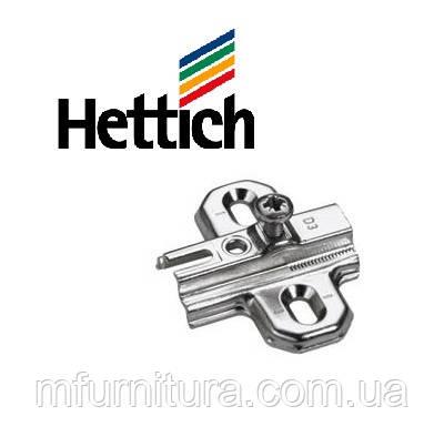 Монтажная планка HETTICH SlideOn Н=0 мм (1079197)