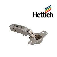 Петля HETTICH Sensys. Накладная с доводчиком (8645i)(9071205)