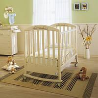 Детская кроватка Pali Zoo Bleached