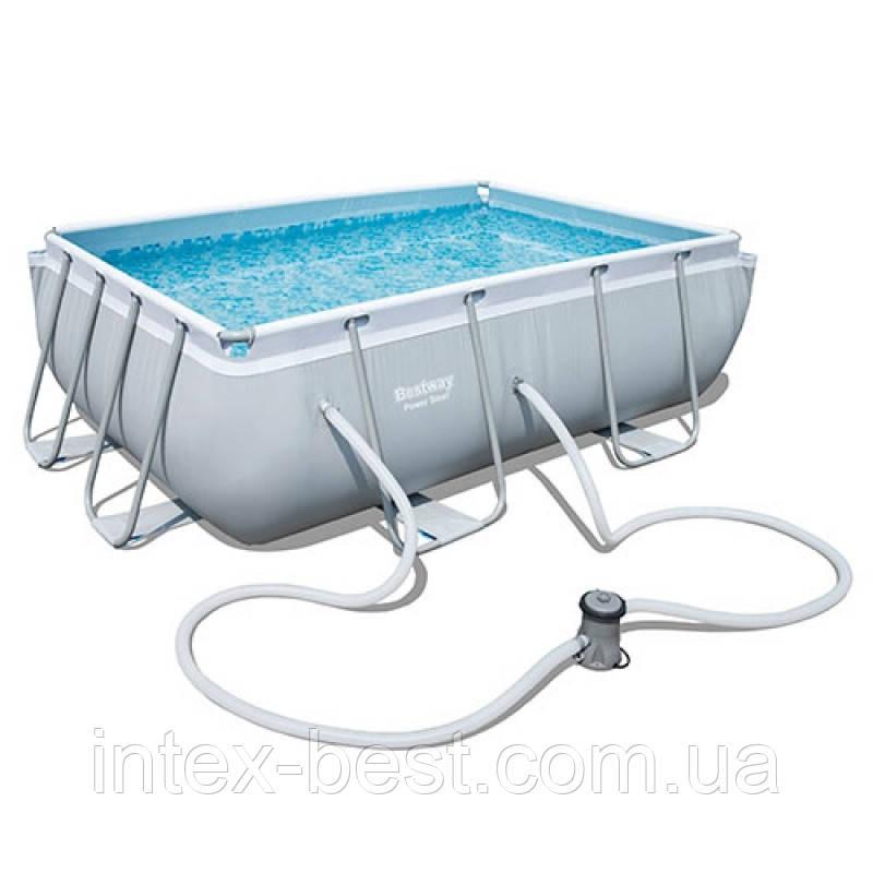 Каркасный бассейн Bestway 56629 (282x196x84 см.)