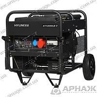 Бензогенератор Hyundai HY12000 LE-3