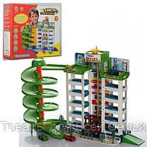 Паркинг - подземный гараж игрушка 922, фото 3