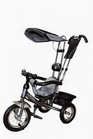 Велосипед 3-х колісний Mini Trike надувні (графіт)