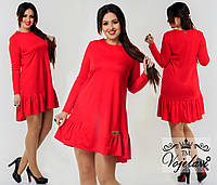 Платье женское Ирэн + украшение  в подарок (разные цвета)