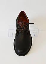 Мужские кожаные туфли Konors 809, фото 2