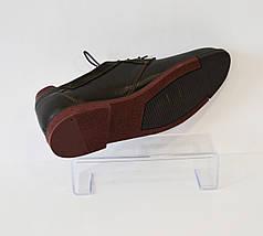 Мужские кожаные туфли Konors 809, фото 3