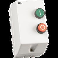 Контактор КМИ11260 12А в оболочке с индик. Ue=400В IEK