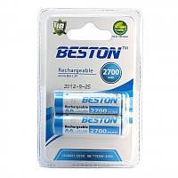 Аккумулятор Beston AA 2700mAh Ni-MH, 2шт