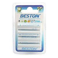 Аккумулятор Beston AA 2700mAh Ni-MH, RTU, 4шт