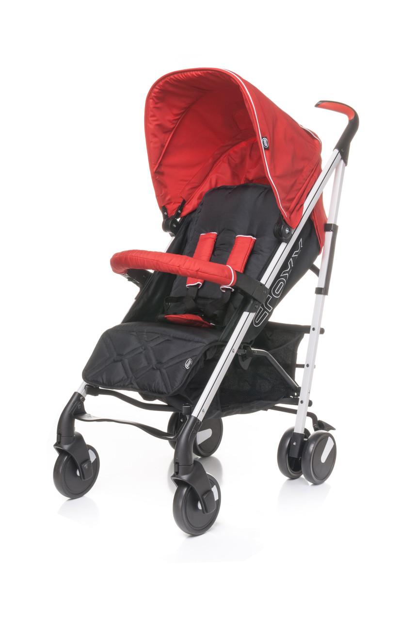 Прогулочная детская коляска с капюшоном 4Baby Croxx