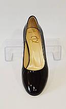 Женские лакированные туфли Aquamarin 565, фото 2