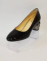 Женские лакированные туфли Aquamarin 565