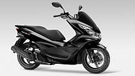 Honda PCX 150 (новый) чёрный, фото 1