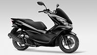 Honda PCX 150 (новый) чёрный