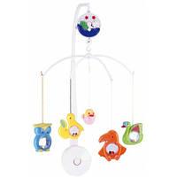 Пластиковый мобиль Canpol babies на кроватку Райские птички