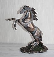 Статуэтка Veronese Конь (лошадь) 30 см 76028A1, символ жизненной силы