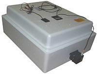 Инкубатор Несушка 220/12в на 104 яица с автоматическим переворотом и резервным питанием (Цифровой)