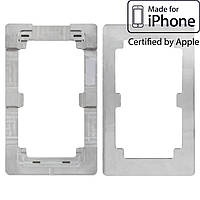 Фиксатор дисплейного модуля Apple iPhone 6 Plus, алюминиевый