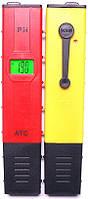 PH метр PH-2011 ( РН-6011 ) - бюджетный прибор для измерения кислотности, АТС, фото 1