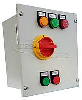 Шкаф автоматики и управления вентилятором SAU-PPV-0,95-1,60