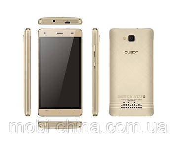 Смартфон Cubot Echo 2/16GB Gold, фото 2