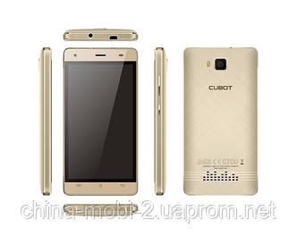 Смартфон Cubot Echo 2/16GB Gold