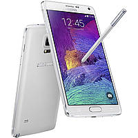 Смартфон Samsung N910C Galaxy Note 4 (Frost White), фото 1